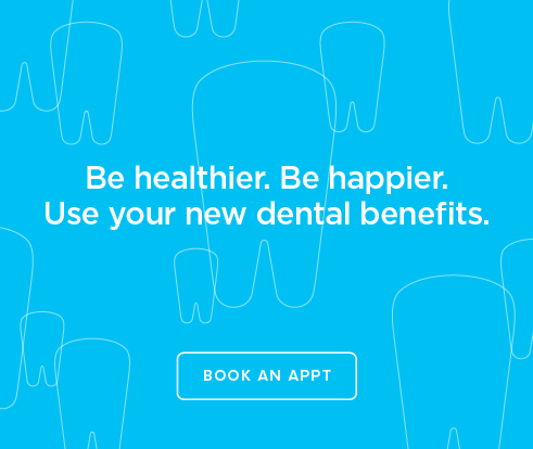Be Heathier, Be Happier. Use your new dental benefits. - Indio Modern Dentistry